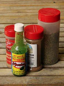 Jerk Spices