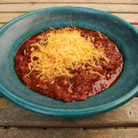 Pork Rib-Tip Chili Alchemy