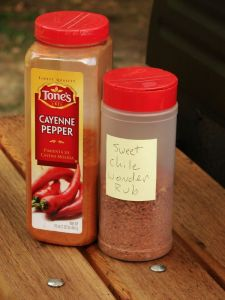 Bulk Spice Containers