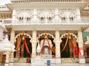 Hindu Temple, Delhi.